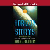 Horizon Storms by  Kevin J. Anderson audiobook
