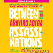 Between the Assassinations by  Aravind Adiga audiobook