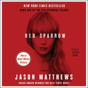 Red Sparrow by  Jason Matthews audiobook
