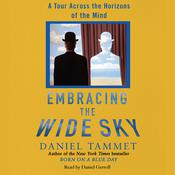 Embracing the Wide Sky by  Daniel Tammet audiobook