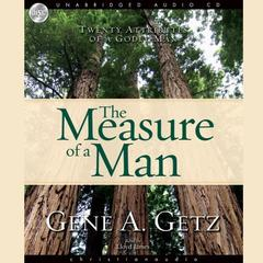 Measure of a Man by Gene Getz audiobook