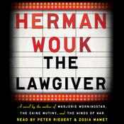 The Lawgiver by  Herman Wouk audiobook