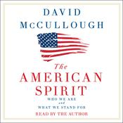 The American Spirit by  David McCullough audiobook