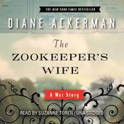 The Zookeeper's Wife by  Diane Ackerman audiobook