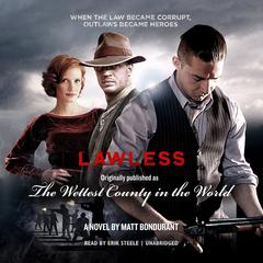Lawless by Matt Bondurant audiobook