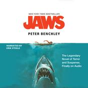 Jaws by  Peter Benchley audiobook