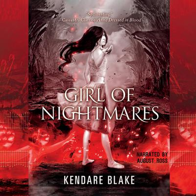 Girl of Nightmares by Kendare Blake audiobook