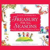 Julie Andrews' Treasury for All Seasons by  Emma Walton Hamilton audiobook