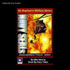 Insurrection Red by Mike Murray audiobook