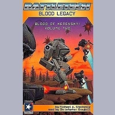 Blood Legacy by Michael A. Stackpole audiobook