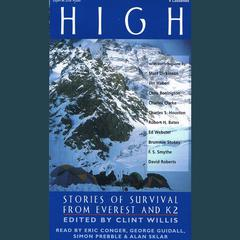 High by various authors audiobook