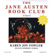 The Jane Austen Book Club by  Karen Joy Fowler audiobook
