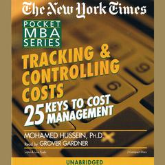 Tracking & Controlling Costs by Mohamed Hussein audiobook