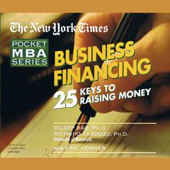 Business Financing by Dileep Rao audiobook