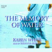 The Memory of Water by  Karen White audiobook