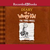 Diary of a Wimpy Kid: The Third Wheel by  Jeff Kinney audiobook