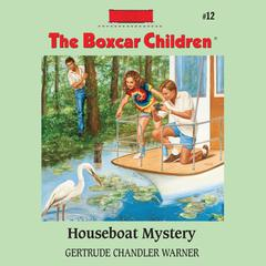 Houseboat Mystery by Gertrude Chandler Warner audiobook