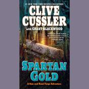 Spartan Gold by  Clive Cussler audiobook