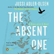 The Absent One by  Jussi Adler-Olsen audiobook