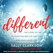 Different by  Sally Clarkson audiobook