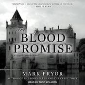 The Blood Promise by  Mark Pryor audiobook