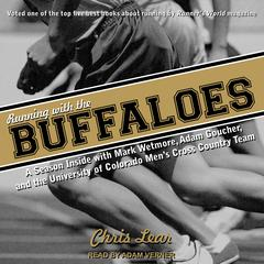 Running With the Buffaloes by Chris Lear audiobook