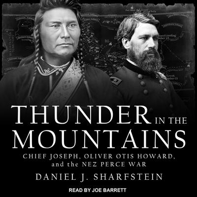 Thunder in the Mountains by Daniel Sharfstein audiobook