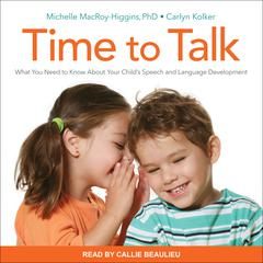 Time to Talk by Carlyn Kolker audiobook