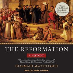 The Reformation by Diarmaid MacCulloch audiobook