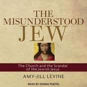The Misunderstood Jew by  Amy-Jill Levine audiobook