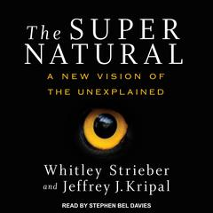 The Super Natural by Whitley Strieber audiobook