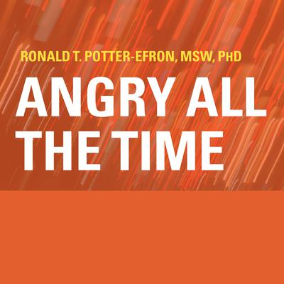 Angry All the Time by Ronald T. Potter-Efron, MSW audiobook