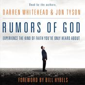 Rumors of God by  Darren Whitehead audiobook