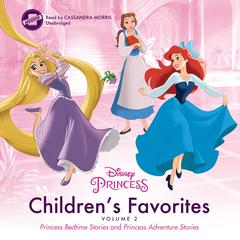 Children's Favorites, Vol. 2 by Disney Press audiobook