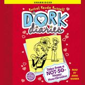 Dork Diaries 6 by  Rachel Renée Russell audiobook