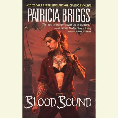 Blood Bound by Patricia Briggs audiobook
