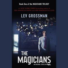 The Magicians by Lev Grossman audiobook