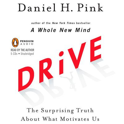 Drive by Daniel H. Pink audiobook