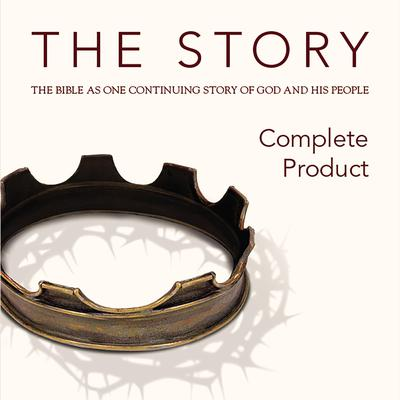 The Story Audio Bible - New International Version, NIV: The Bible as One Continuing Story of God and His People by Zondervan audiobook