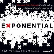 The Exponential by  Dave Ferguson audiobook