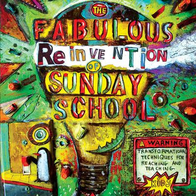 The Fabulous Reinvention of Sunday School by Aaron Reynolds audiobook