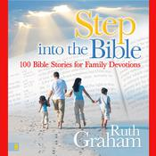 Step into the Bible by  Ruth Graham audiobook