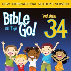 Bible on the Go Vol. 34: The Early Life of Jesus (Luke 1-2; Matthew 2)