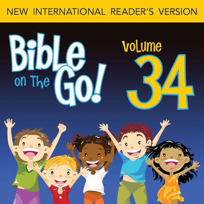 Bible on the Go Vol. 34: The Early Life of Jesus (Luke 1-2; Matthew 2) by Zondervan audiobook