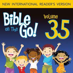 Bible on the Go Vol. 35: Baptism, Temptation, Disciples, and Miracles of Jesus (Matthew 3-4; Mark 1-2; John 1, 3; Luke 5-6)