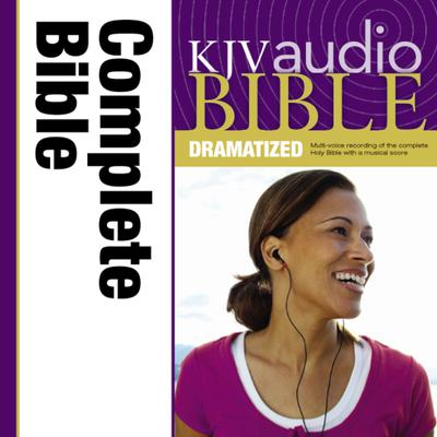 Dramatized Audio Bible - King James Version, KJV: Complete Bible by Zondervan audiobook