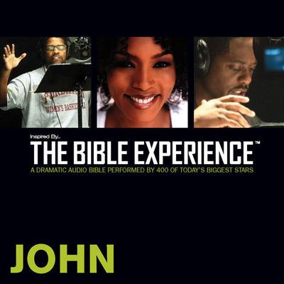 Inspired By … The Bible Experience Audio Bible - Today's New International Version, TNIV: (32) John by Zondervan audiobook