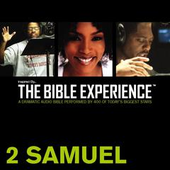 TNIV, Inspired By…The Bible Experience: 2 Samuel, Audio Download