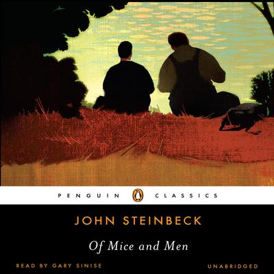 Of Mice and Men by John Steinbeck audiobook