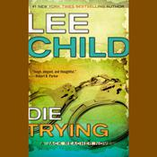 Die Trying by  Lee Child audiobook